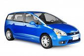 Hybrid 3D Car