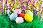Image Of Easter Eggs