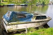 A Poorly Maintained Boat