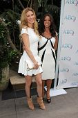 LOS ANGELES - MAY 7:  Brandi Glanville, Carlton Gebbia at the Associates for Breast and Prostate Cancer Studies Mothers Day Luncheon at Four Seasons Hotel on May 7, 2014 in Beverly Hills, CA