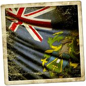 Flag Of Pitcairn Islands (uk)