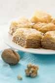 picture of phyllo dough  - Baklava - JPG
