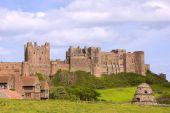Bamburgh Castle And Dovecote