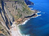 Landscape Of The Portuguese Coastline (cabo Espichel)