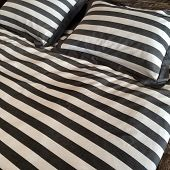 Striped Bed Linen