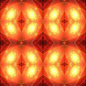 Kaleidoscopic Background