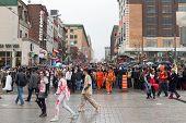 Montreal Zombie Walk