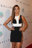 LOS ANGELES - OCT 23:  Katie Cleary at the De Re Gallery & Casamigos Host The Opening Brian Bowen Smith's