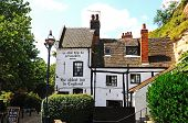 Ye Olde Trip to Jerusalem Inn, Nottingham.