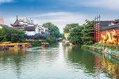 Beautiful Nanjing Confucius Temple