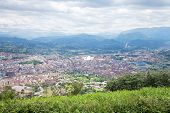 Oviedo City From Naranco