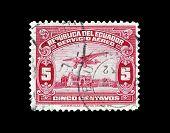 Ecuador stamp 1929
