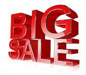 Red Big Sale