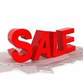 Sale Breaking Ground