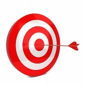 Arrow Hits The Target