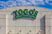 Togo's Sandwiches Exterior