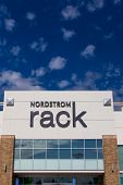 Nordstrom Rack Retail Store Exterior