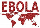 Ebola Virus Worldwide Spread