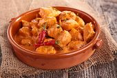 stock photo of curry chicken  - curry chicken - JPG