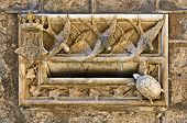 Medieval mailbox