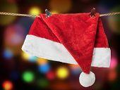 Christmas Hat Santa Claus Hanging
