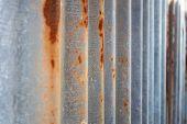 Zinc Fence