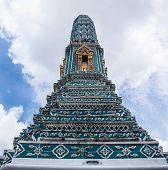 Style Stupa