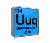 Ununquadium Element Periodic Table
