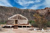 Kazakh Yurt