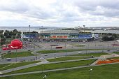 Central Stadium In Kazan