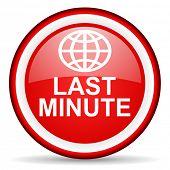 last minute web icon