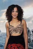 LOS ANGELES - OCT 26:  Tessa Thompson at the