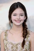 LOS ANGELES - OCT 26:  Mackenzie Foy at the