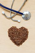 stock photo of cardiovascular  - Dieting healthy living concept - JPG