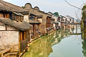 Houses On Canal