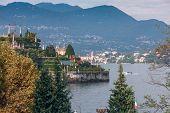 pic of lagos  - The splendid view of Lago Maggiore - JPG