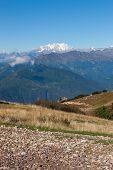 picture of lagos  - The mountain panorama near Lago Maggiore - JPG