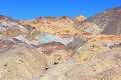 foto of mica  - Death Valley in California United States - JPG