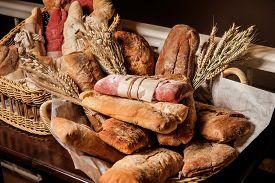 foto of malt  - variety of bread - JPG