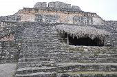 Постер, плакат: Чакчобен майя руины