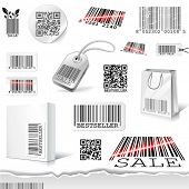 vector barcodes