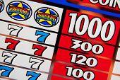 Glücksspiel im Casino mit der automat