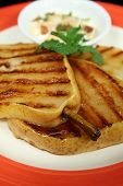 Chargrilled Pears 2
