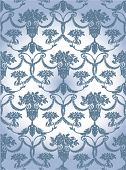 Seamless antique wallpaper, tilable and seamless