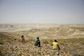 bird watchers  desert, israel