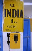foto of std  - phone booth shop in south india - JPG