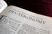 Books Of The Bible  Deuteronomy