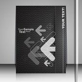 Flyer Design - Business, vector