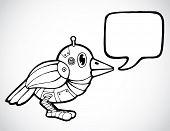 Robot Bird