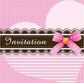 Invitation card design 01